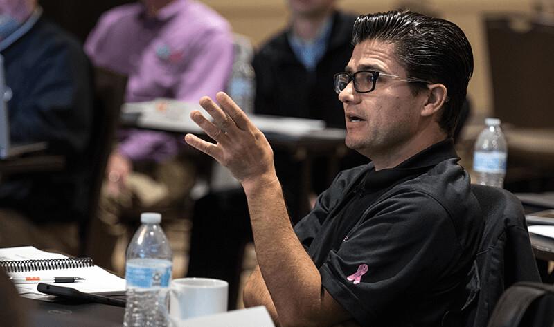 Juan Saenz from ATI